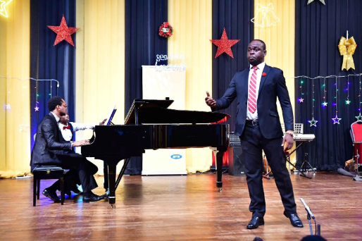 1 2 - MTN and MUSON Cap off A Fine Year in Arts with Donors Concert