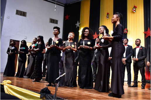 2 1 - MTN and MUSON Cap off A Fine Year in Arts with Donors Concert