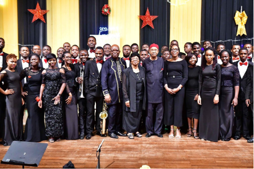 4 - MTN and MUSON Cap off A Fine Year in Arts with Donors Concert