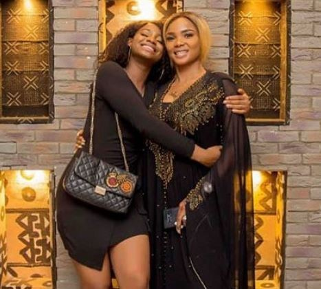 I am sorry mummy' - Iyabo Ojo's daughter pen apology letter for