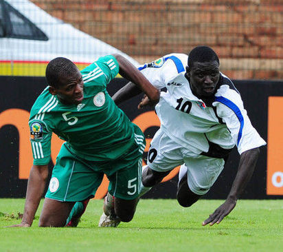 Nigeria beat Gambia to Progress to Semifinals