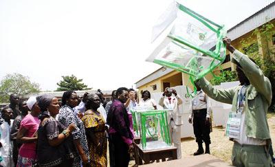 nigeria elections 2011