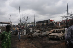Fire kills 26 people including nursing mother in Ibadan