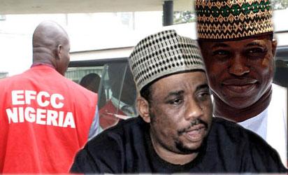 Bankole, Nafada get tough bail conditions
