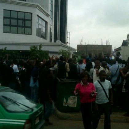 """""""Airtel treat us like slaves"""" –Nigerian Staffers"""