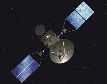 satellite nigeria