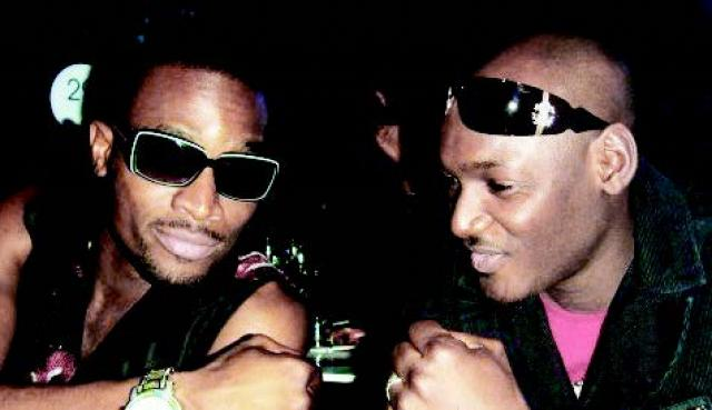 BET Awards Nominations: Tuface vs D'banj