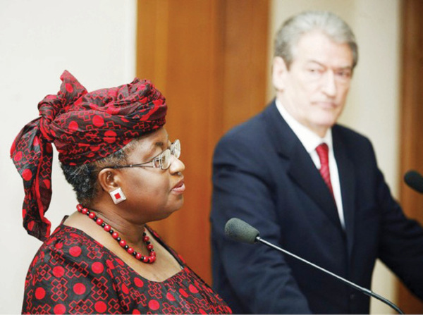 Okonjo-Iweala meets state security officials for screening