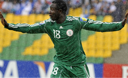 Flying Eagles Defeat Guatemala 5 – 0