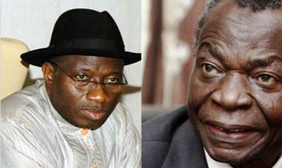 Jonathan Responds To Criticism Over Salami's Sack