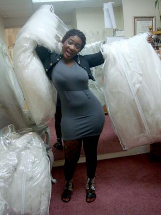 Mercy Johnson Wedding