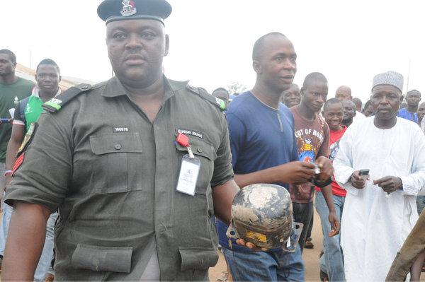 Police Defuse Bomb in Bauchi