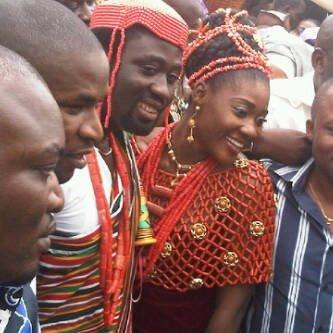 mercy johnson wedding pictures 2