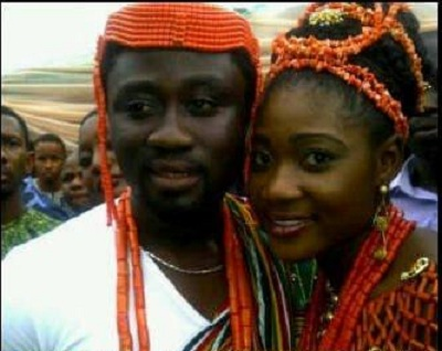 mercy johnson wedding pictures