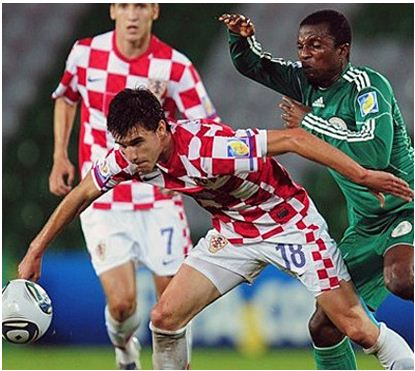 Nigeria defeats Croatia 5 -2. Off To Quarter-Finals