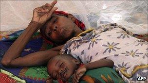 Somalia famine: UN warns of 750,000 Deaths