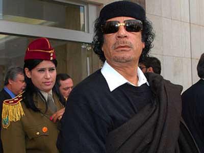 Fleeing Gaddafi forces, officials stray into Northern Nigeria