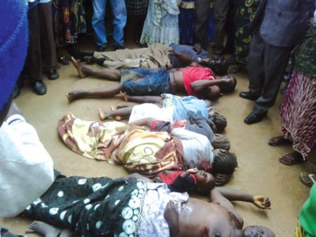 Another Family Of 8 Wiped Out In Jos