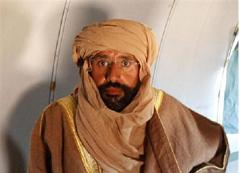 "Capture of Gaddafi son ends ""Libyan drama"""