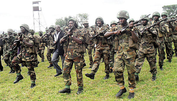 JTF Kill 59 Boko Haram Sect Members In Yobe State