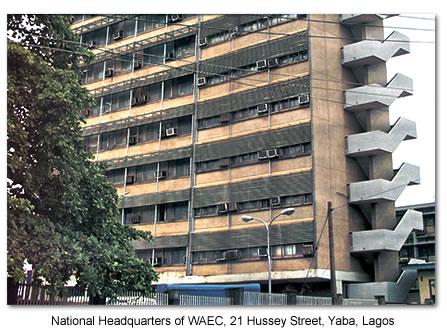 WAEC GCE 2011 Results