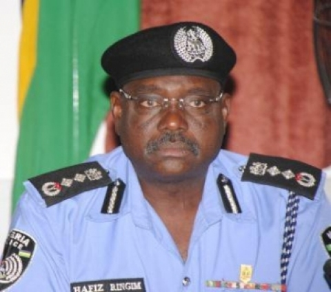"Inspector General of Police, Hafiz Ringim ""Retires"""