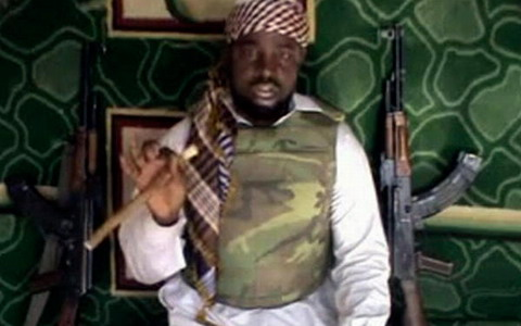 Intense Interrogation: Arrested Boko Haram Spokesman, Abul Qaqa, gives in.