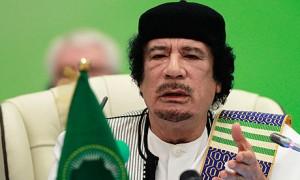 Libya: Gaddafi's former residence becomes market