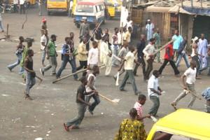 4 killed, 50 injured, 20 vehicles destroyed as hoodlums unleash mayhem in Lagos