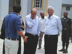Nigerian Court Jails 3 Indian Directors