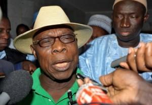 Obasanjo raises the alarm over food shortage in Africa