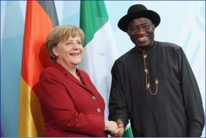 Jonathan seeks Germany's technology to tackle Boko Haram