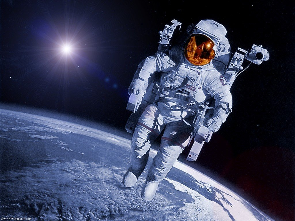 astronaut to space - photo #6