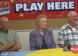 Woman accuses son of stealing her $51 million lottery ticket