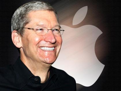 Apple CEO, Tim Cook Adds Burna Boy, Tiwa Savage To His Event Day Playlist