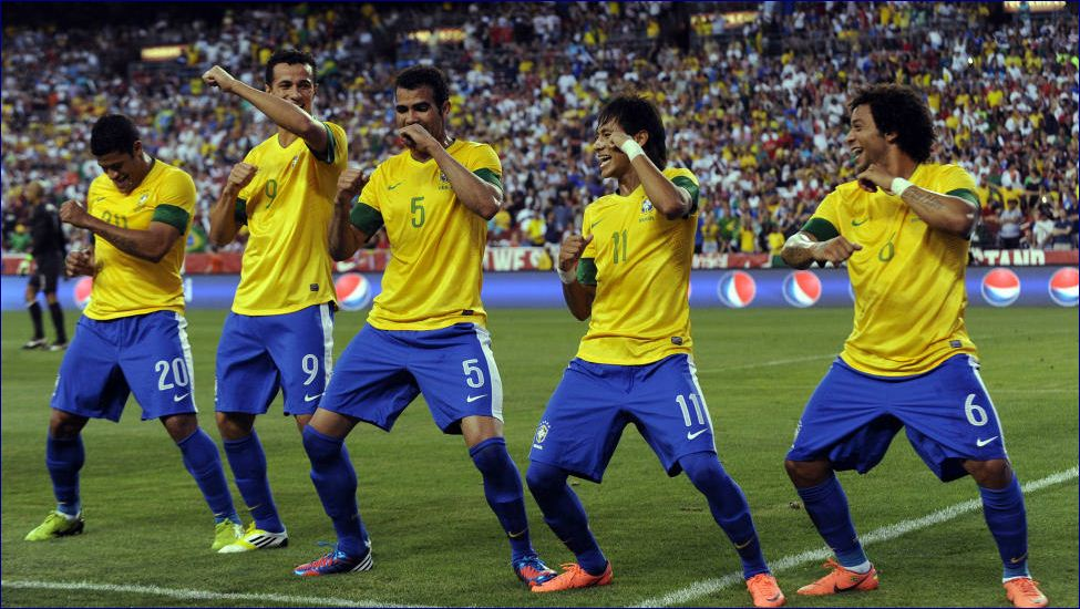 Brazil Cancels Friendly Match With Nigeria Over Boko Haram