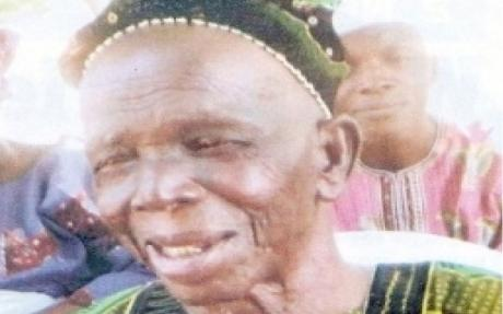 Photo: Nigerian Man is Allegedly 143 Years Old With 80 Year Old Son