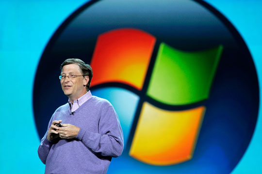 Amazing: Microsoft Records First Quarterly Loss Ever!