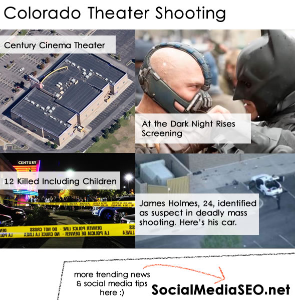 Colorado School Shooting Victim Died Trying To Stop The: Touching: 3 Of The Colorado Shooting Victims Died Taking