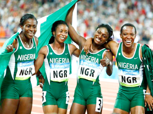 Nigerian Athletes Are Drug Free —AFN