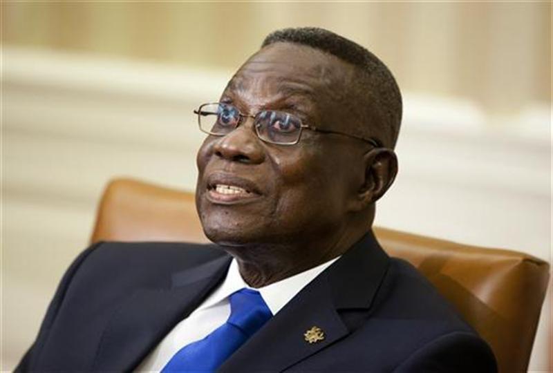 VIDEO: Ghana Holds Vigil for the dead President MIlls