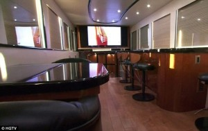 Exclusive look inside X Factor boss Simon Cowell's $2million 1200-Square Foot trailer… Has A Mobile Medical Unit That Can Only Be Found On Air Force One