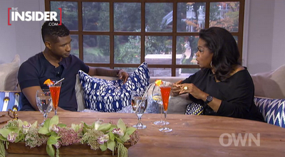 Usher On Oprah's Next Chapter Reveals He Regrets Getting Married