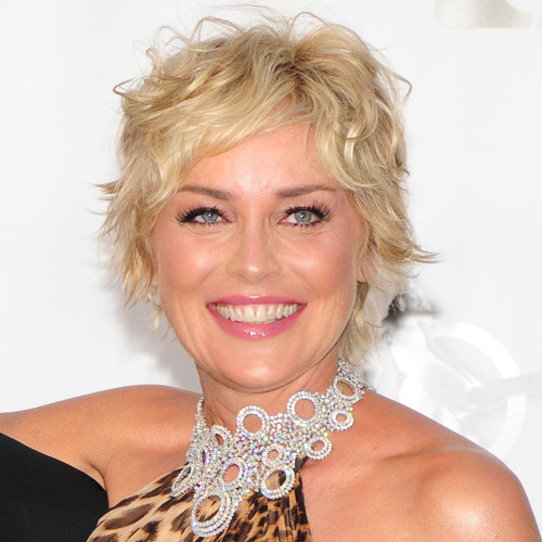 Hollywood Actress, Sharon Stone Hospitalized In Italy