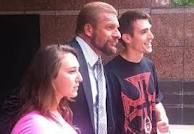 Triple H Wows The WWE Universe With New Look