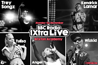 Wizkid Billed To Perform At BBC 1xtra Live Concert In London With Trey Songz, Lamar, Others