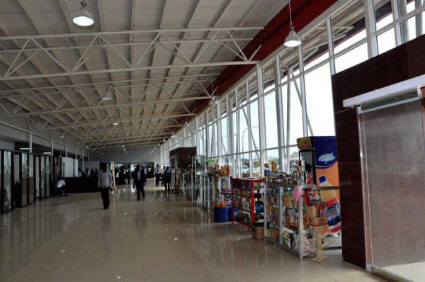 New Face Of Remodelled Benin Airport [Photos]