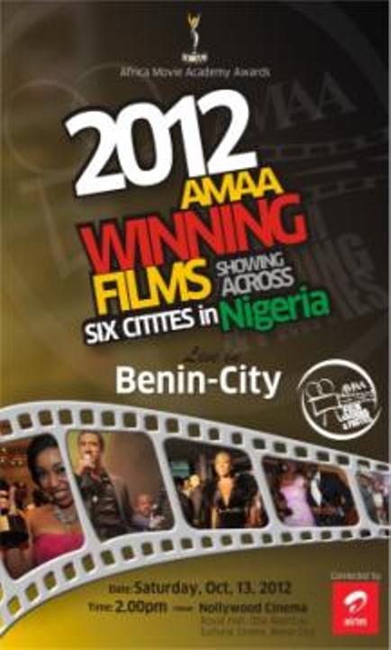 AMAA Films Screening Hits Six Locations Across Nigeria
