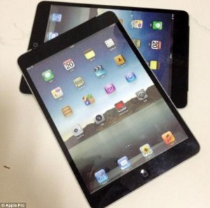 Apple In Secret Plans To Unveil New Range Of Device Known As 'iPad Mini'