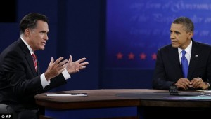 Obama And Romney Fireworks As Debates Come To An End… CNN Poll Gives It To Obama